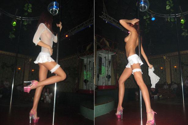 Порно встрип клубе в алматы